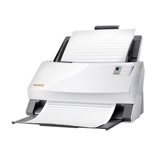 Ambir Technology ImageScan Pro 930u - Document scanner - Duplex - Legal - 600 dpi - up to 30 ppm (mono) / up to 30 ppm (color) - ADF (100 sheets) - up to 3000 scans per day - USB 2.0 (DS930-ATH)