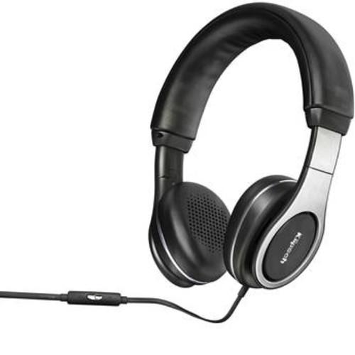 Reference On-Ear Headphones (Black)
