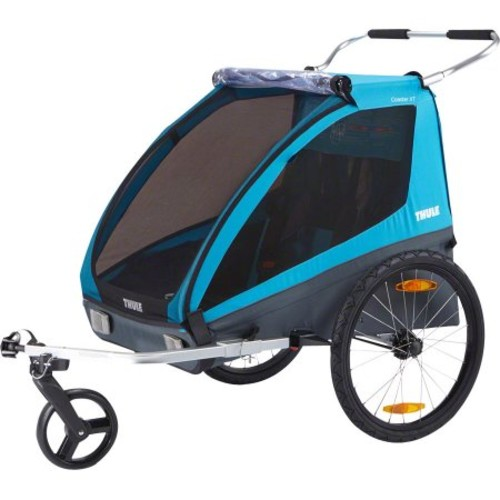 Thule Coaster XT 2 Child Stroller and Bicycle Trailer