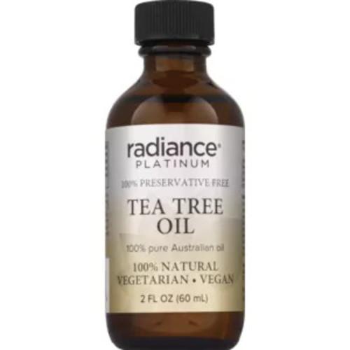 Radiance Platinum Tea Tree Oil, 2 OZ