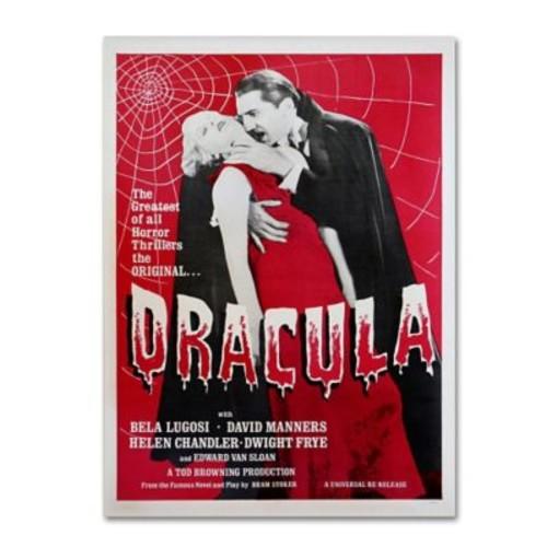 Trademark Fine Art 'Dracula' 22