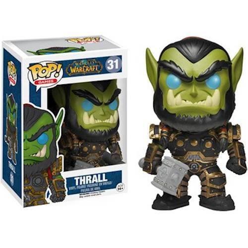 Funko - World of Warcraft: Thrall POP! Vinyl Figure