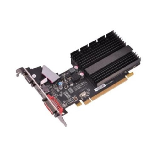 Xfx XFX HD-545X-ZQH2 Radeon HD 5450 Graphic Card - 650 MHz Core - 1 GB DDR3 SDRAM - PCI Express 2...