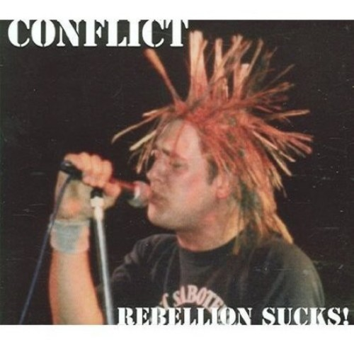 Rebellion Sucks [CD] [PA]