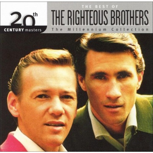 20th Century Masters - The Millennium Collection: The Best of the Righteous Brothers [CD]