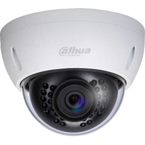 Pro Series 2MP Outdoor Vandal-Resistant Dome Camera with 6mm Lens and Night Vision