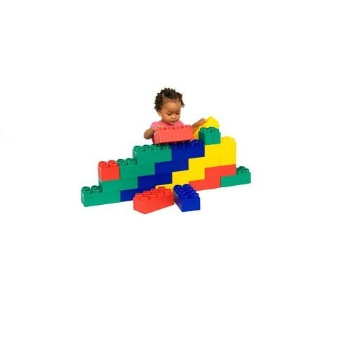 Jumbo Blocks Set - 24-Piece
