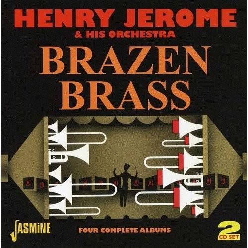 Brazen Brass: Four Complete Albums [CD]