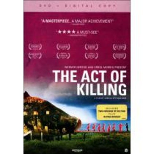 The Act of Killing [2 Discs] [DVD] [2012]