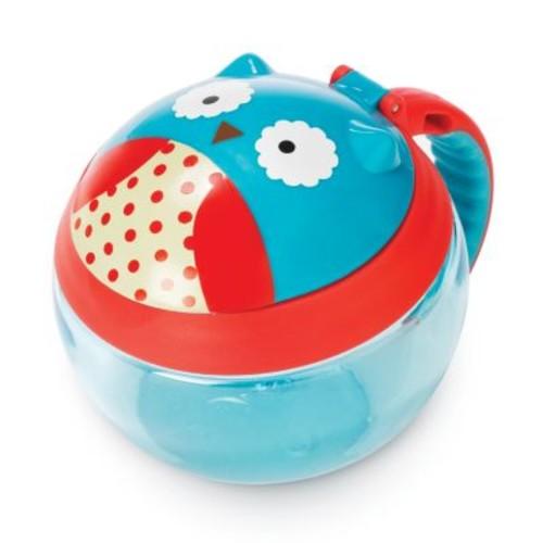 Skip Hop Zoo 24 Ounce Snack Cup - Otis Owl