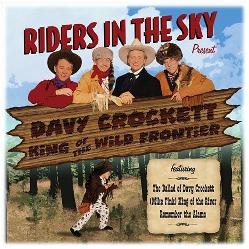 Davy Crockett: king Of The Wild Front CD (2004)