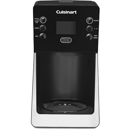 Cuisinart PerfecTemp 14-Cup Programmable Coffeemaker, Black DCC-2800