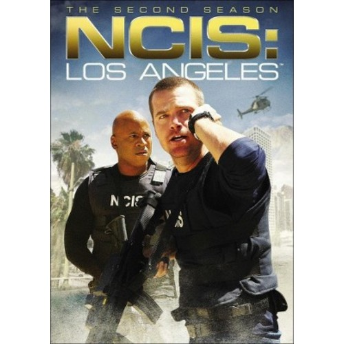 NCIS: Los Angeles - The Second Season [6 Discs]