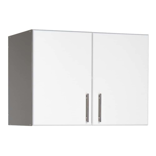 Prepac Elite Double Topper & Wall Cabinet