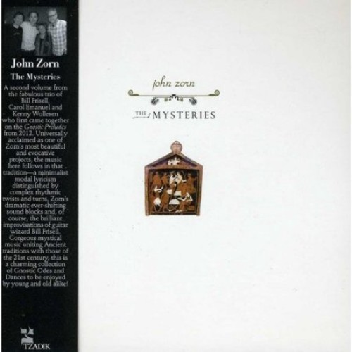 John Zorn: The Mysteries [CD]