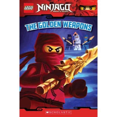 The Golden Weapons (LEGO Ninjago: Reader)