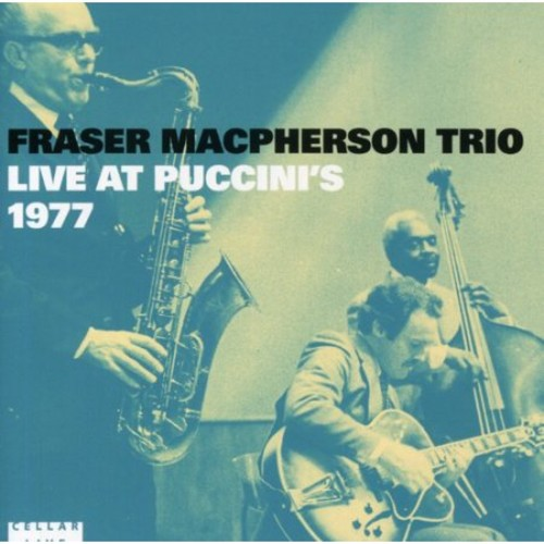 Live at Puccini's 1977 [CD]