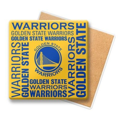 NBA Golden State Warriors Coasters (Set of 6)