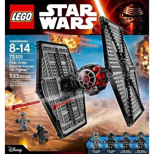 LEGO - Star Wars First Order Special Forces TIE fighter