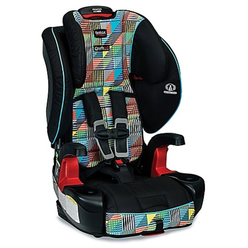 BRITAX Frontier ClickTight XE Series Harness-2-Booster Seat with Mat & Shades in Vector
