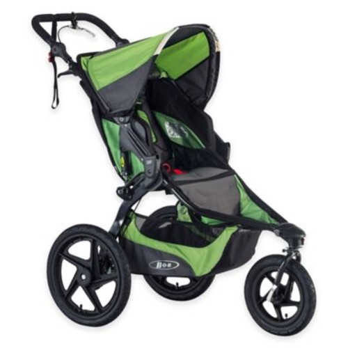 BOB Revolution PRO Single Stroller in Meadow