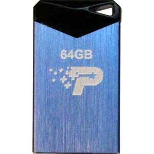 Patriot 64GB Vex USB 3.1 Gen 1 Flash Drive - Black/Blue