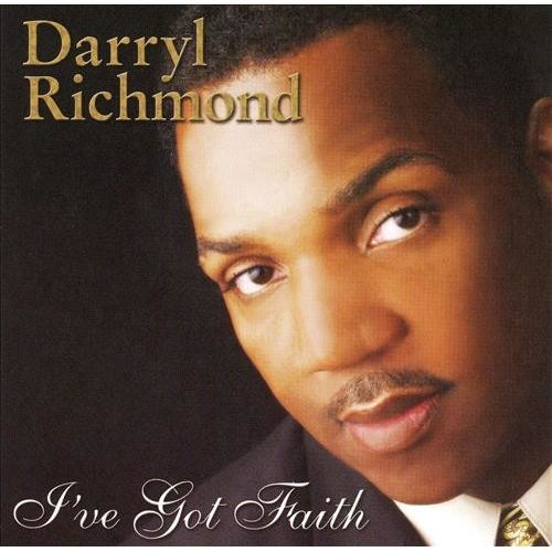 I've Got Faith [CD]