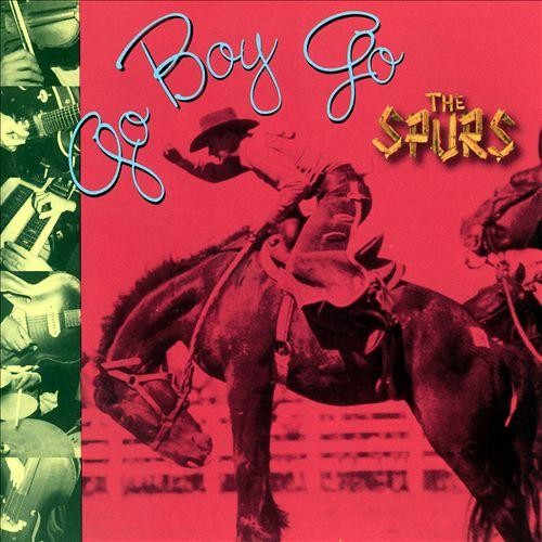 Go, Boy, Go! [CD]