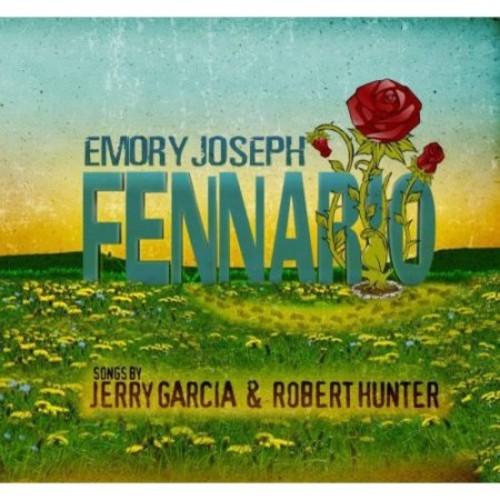 Fennario: Songs by Jerry Garcia & Robert Hunter [CD]