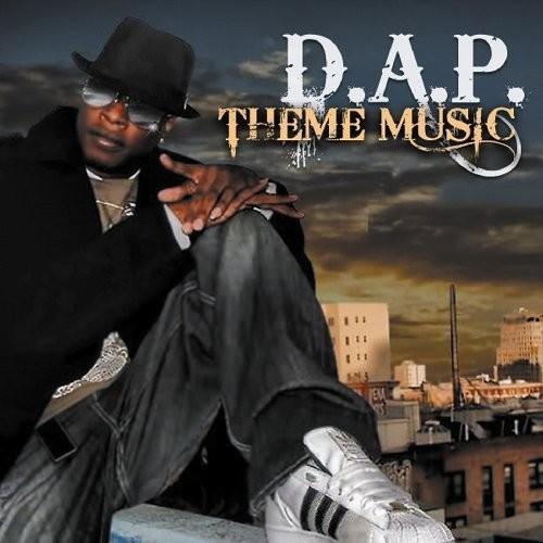 Theme Music [CD] [PA]