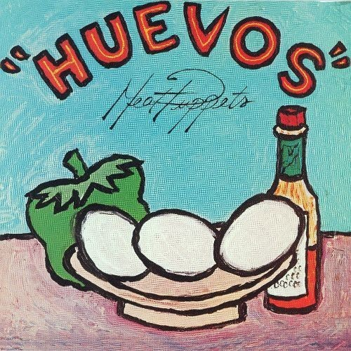 Huevos By Meat Puppets (Audio CD)