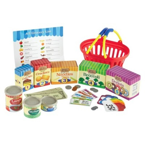 Learning Resources Smart Market - 90 Piece
