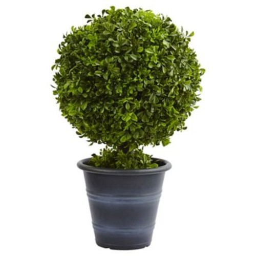 Nearly Natural 23 Boxwood Ball Topiary (4560)