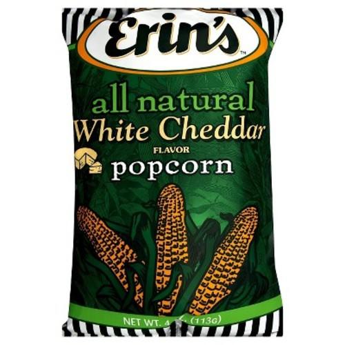 Erin's: White Cheddar Popcorn, 4 Oz