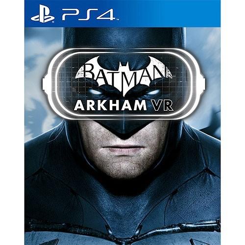 Warner Brothers Publications Inc Batman: Arkham VR for PlayStation 4 (1000628897)