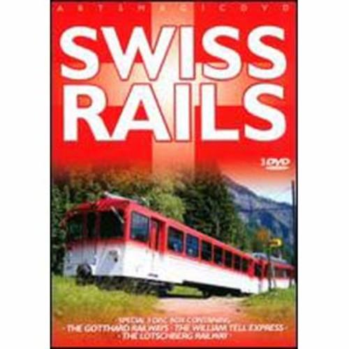 Swiss Rails [3 Discs]