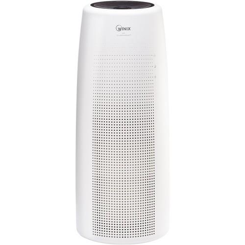 WINIX - Tower Air Purifier - Black/White