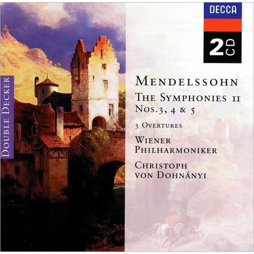 Mendelssohn: The Symphonies, Vol. 2