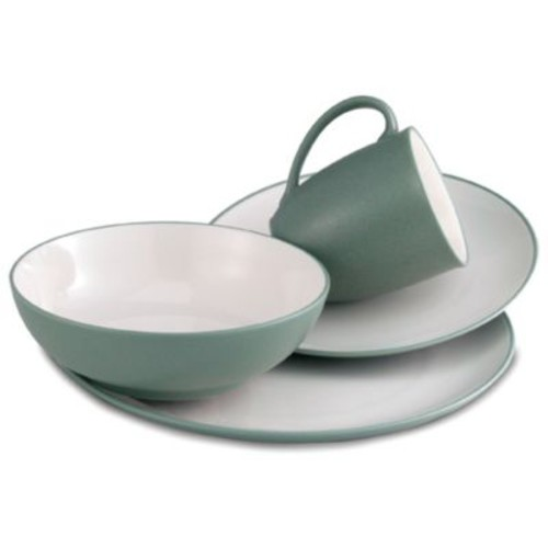 Noritake Colorwave Coupe Dinner Plate in Green