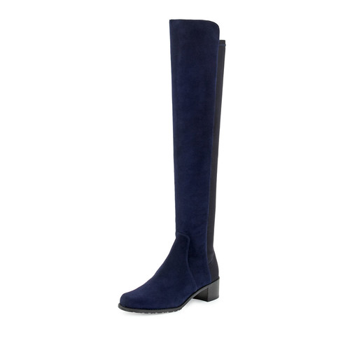 Reserve Suede Over-the-Knee Boot