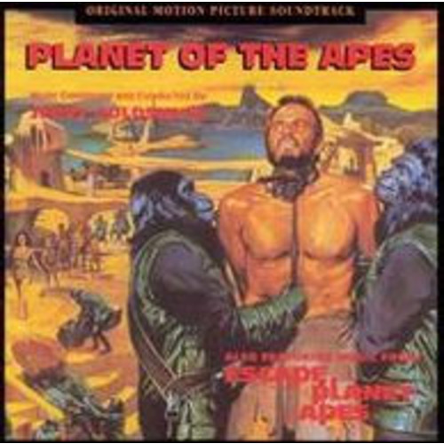 Planet of the Apes [Original Soundtrack]