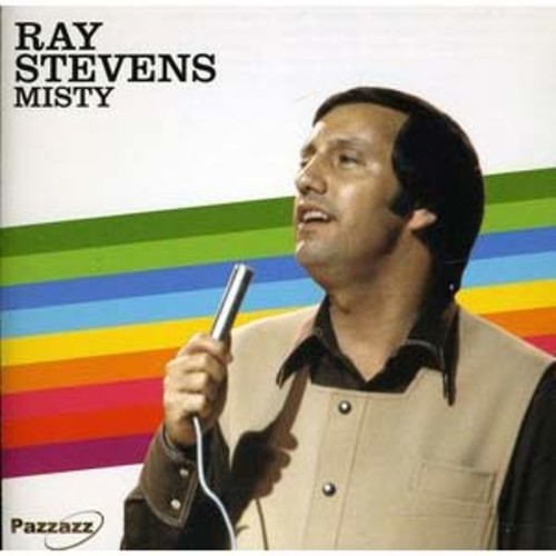 Misty [Pazzazz] By Ray Stevens (Audio CD)