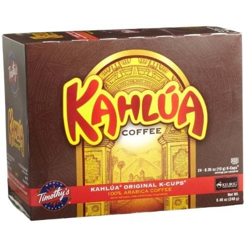 Timothy's KAHLUA Original - 24 K-Cups