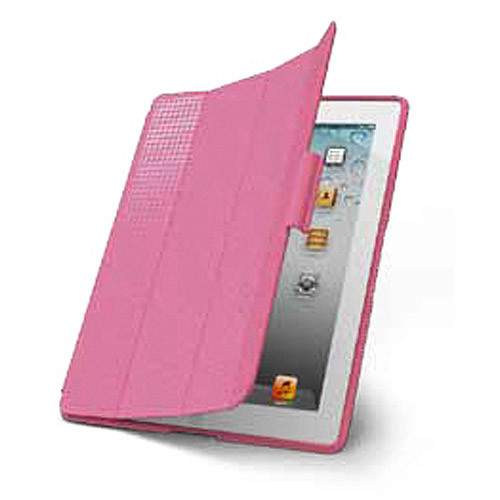 Speck Products PixelSkin HD Wrap Carrying Case for iPad - Bubblegum - Thermoplastic Polyurethane (TPU)