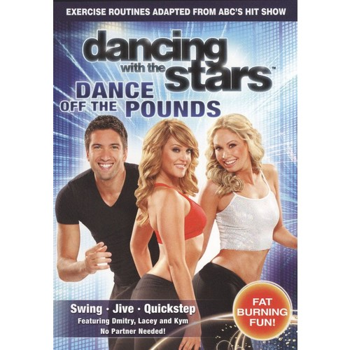 Dancing with the Stars: Dance Off the Pounds [DVD] [2009]