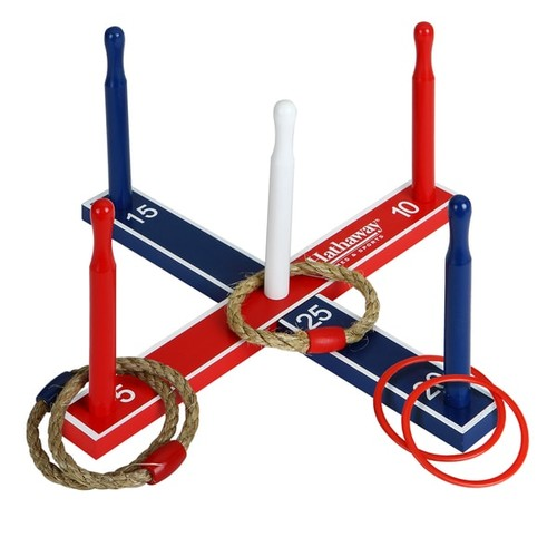 Hathaway Outdoor Play Ring Toss Game Set