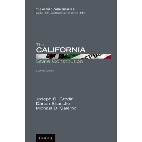 The California State Constitution