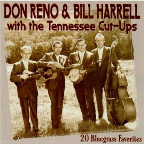 20 Bluegrass Favorites!