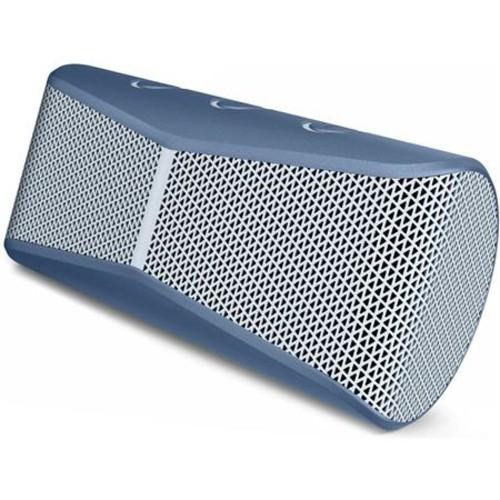 Logitech X300 Mobile Wireless Stereo Speaker, Single, Purple 984-000404