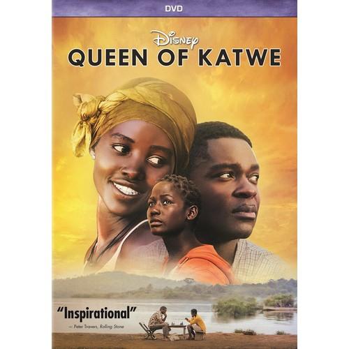 Queen of Katwe [DVD] [2016]
